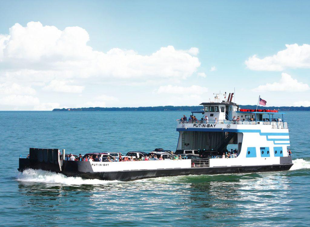 Miller Ferry to Put-in-Bay