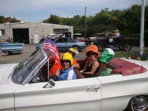 Put-in-Bay Halloween Parade