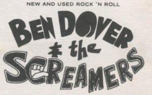 ben dover and the screamers