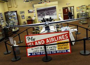 Ford Tri motor Museum