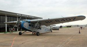 Ford Tri Motor at 3W2