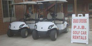 Put in Bay Golf Cart Depot