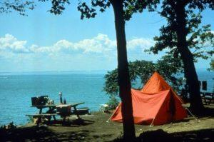 Put-in-Bay Camping