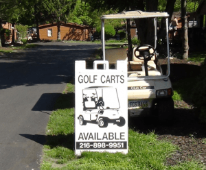 Island Club Golf Cart Rentals
