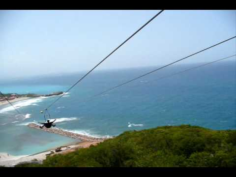 Zip Line to Put-in-Bay