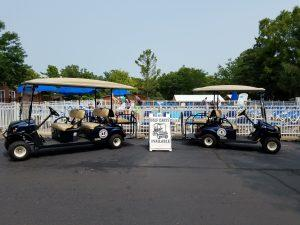 Island Club Golf Carts