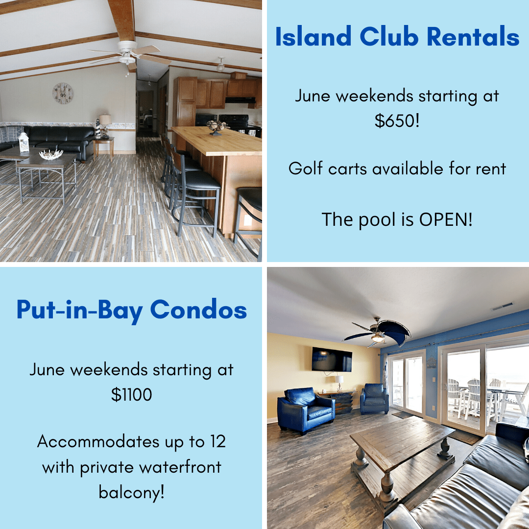 Island Club June