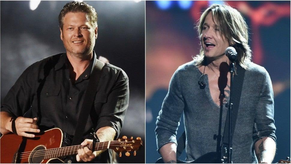 Blake and Keith